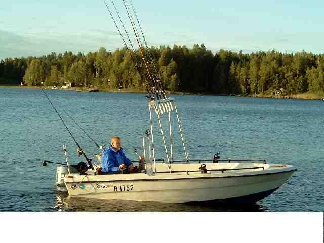 kalastus vene