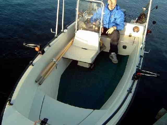 ville hostikka kalastus